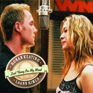 Last Thing on My Mind (Ronan Keating song) - Image: Ronan Keating Last Thingon My Mind