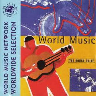 The Rough Guide to World Music - Image: Rough Guide World Music
