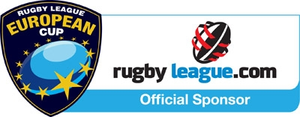 2009 European Cup - Image: Rugby league european cup logo 2009