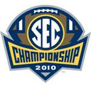 2010 SEC Championship Game - 2010 SEC Championship logo.