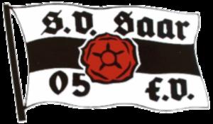 SV Saar 05 Saarbrücken - Image: SV Saar Saarbrücken