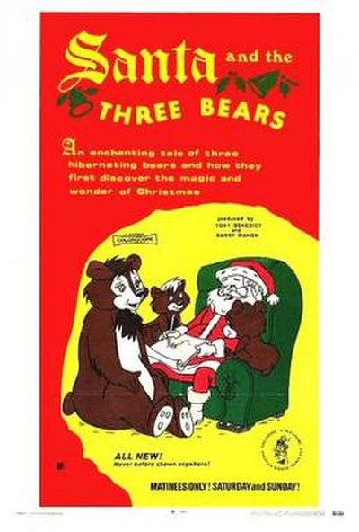 Picture of a movie: Santa And The Three Bears