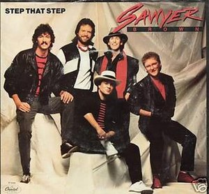 Step That Step - Image: Sawyer Brown Step that Step