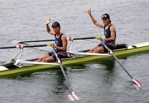 Rowing at the 2005 Southeast Asian Games
