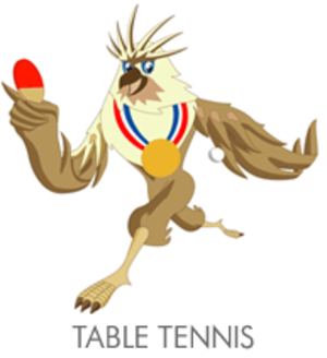 Table tennis at the 2005 Southeast Asian Games - Image: Sea games table tennis