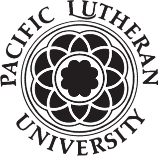 Seal of Pacific Lutheran University