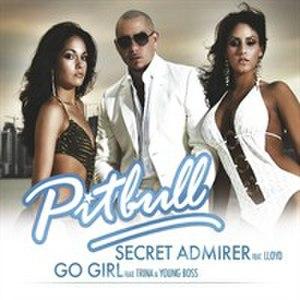 Secret Admirer (song) - Image: Secret Admirer single cover