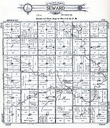 Seward Township, Nobles County, Minnesota - Wikipedia, the free ...south seward township