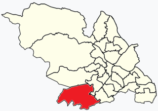 Dore and Totley Electoral ward in the City of Sheffield, South Yorkshire, England