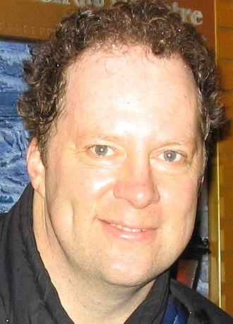 Shuler Hensley - Hensley outside Young Frankenstein, February 29, 2008
