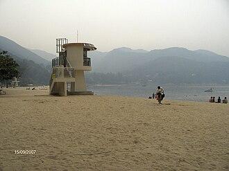 Beaches of Hong Kong - Silvermine Bay Beach