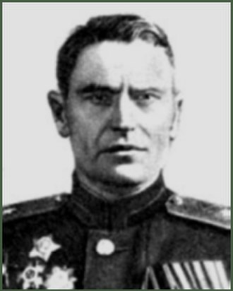 87th Guards Rifle Division - Maj. Gen. Kirill Yakovlevich Tymchik