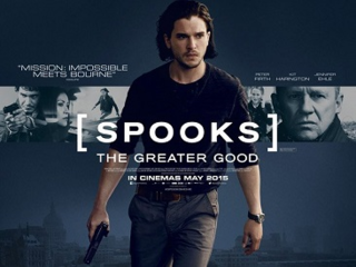 <i>Spooks: The Greater Good</i> 2015 British spy film directed by Bharat Nalluri