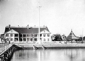 St. Francis Barracks - St. Francis Barracks (c. 1890)