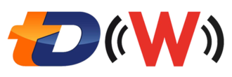 "XEX-AM - XEX-AM ""TDW Radio"" logo, used from 2012 to January 2017"
