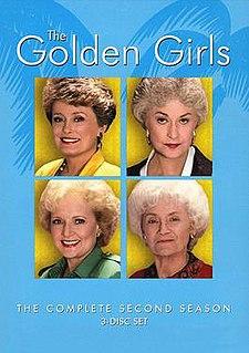 <i>The Golden Girls</i> (season 2)