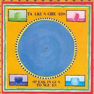 Speaking in Tongues (Talking Heads album) - Image: Talking Heads Speaking in Tongues