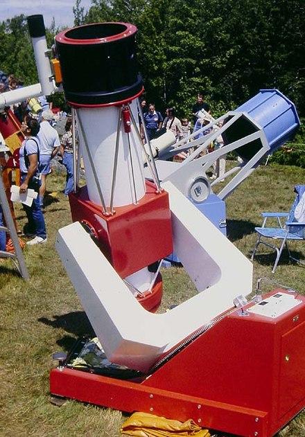 Large amateur telescopes — img 13