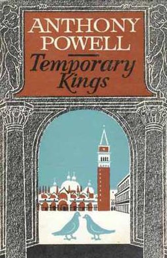 Temporary Kings - First edition cover