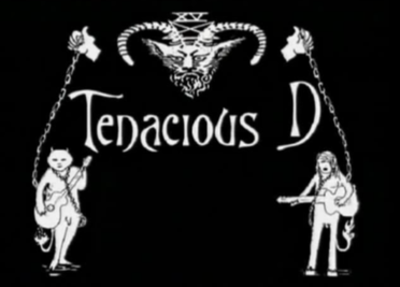 Picture of a TV show: Tenacious D
