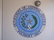 Allan B  Polunsky Unit - Wikipedia