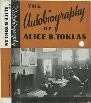 The Autobiography of Alice B. Toklas - Image: The Autobiography of Alice B Toklas