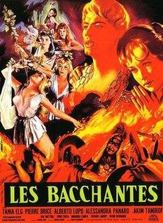 <i>The Bacchantes</i> (film) 1961 film