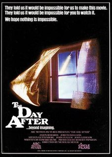 <i>The Day After</i> 1983 TV film directed by Nicholas Meyer