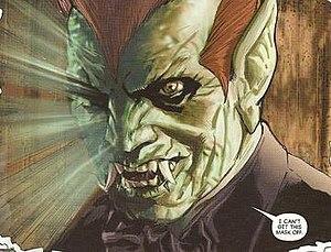 The Face (comics) - Image: The Face (Columbia Comics)