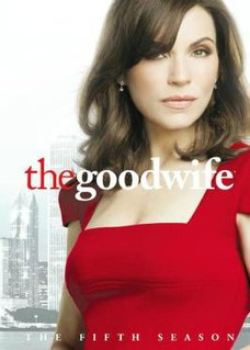 <i>The Good Wife</i> (season 5) season of television series