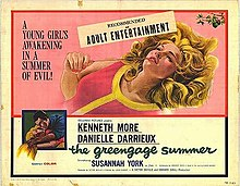 The Greengage Summer movie poster.jpg