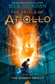 Image result for apollo from the trials of apollo series