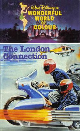 The London Connection - Image: The London Connection