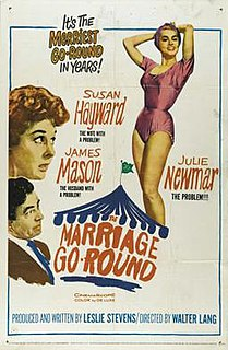 <i>The Marriage-Go-Round</i> (film) 1961 American comedy film