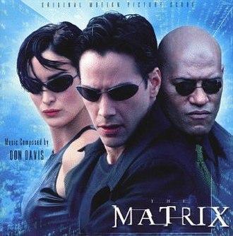 The Matrix: Original Motion Picture Score - Image: The Matrix Original Motion Picture Score
