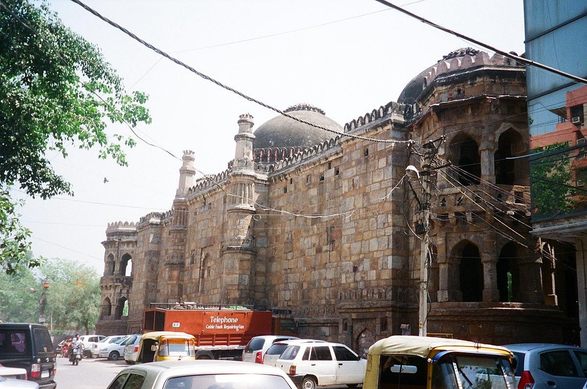 Moth Ki Masjid Wikipedia