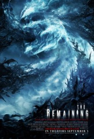 The Remaining - Theatrical release poster