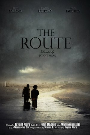 The Route - Official poster