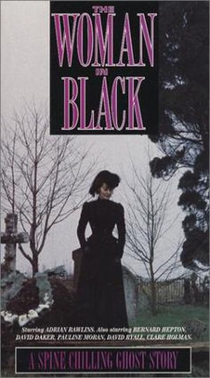 The Woman in Black (1989 film) - Image: The Woman in Black DVD cover