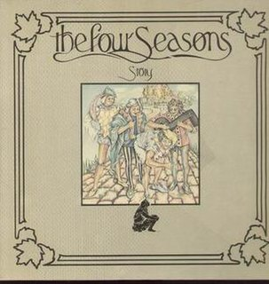 <i>The Four Seasons Story</i> 1975 compilation album by The Four Seasons