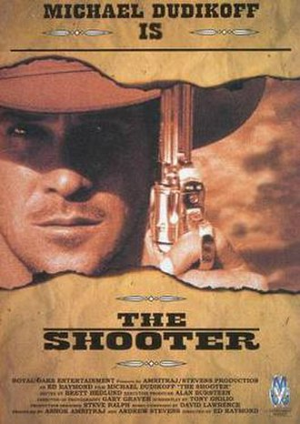 The Shooter (1997 film) - Image: The shooter cover