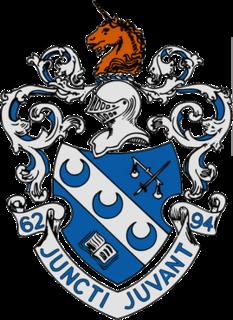 Theta Xi college social fraternity
