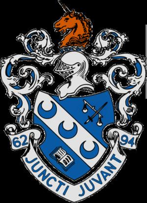 Theta Xi - Image: Theta Xi coat of arms