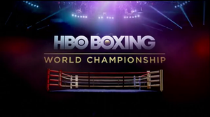 HBO World Championship Boxing - WCB title card, 2013