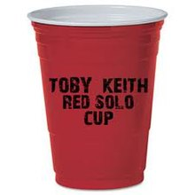 Red Solo Cup, Toby Keith, party