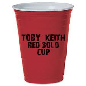 Red Solo Cup - Image: Toby Keith Red Solo Cup