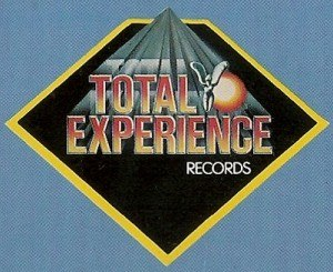 Total Experience Records - Image: Total Experience Records logo