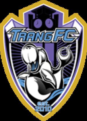 2017 Trang F.C. season - Image: Trang fc 2012