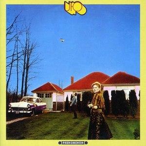 Phenomenon (UFO album) - Image: UFO album Phenomenon
