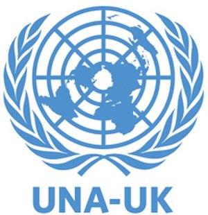 United Nations Association – UK - Image: UNA UK logo